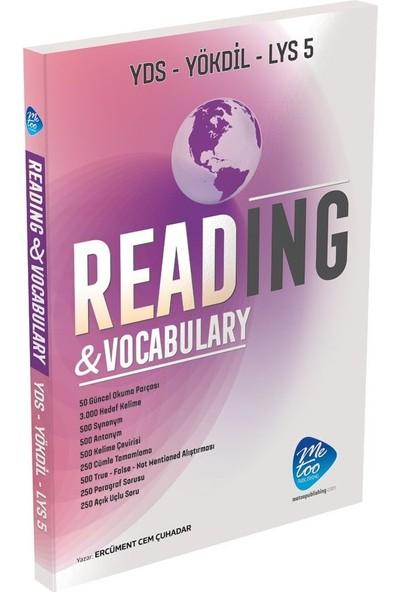 Me Too YDS Reading Vocabulary