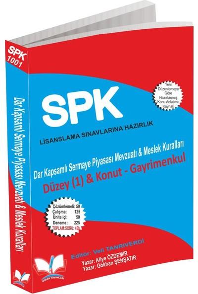 Roper SPK SPF Lisanslama 1001 Dar Kapsamlı Sermaye Piyasası Mevzuatı Ve Meslek Kuralları Düzey 1 Konut Gayrimenkul
