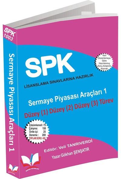 Roper SPK SPF Lisanslama 1003 Sermaye Piyasası Araçları 1 Düzey 1-2-3 Türev