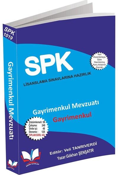 Roper SPK SPF Lisanslama 1019 Gayrimenkul Mevzuatı Gayrimenkul