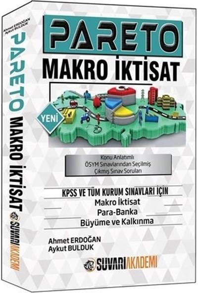 Süvari Akademi 2018 KPSS A Pareto Makro İktisat Konu Anlatımlı Çıkmış Sınav Soruları