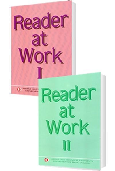 ODTÜ Reader At Work 1-2 Set