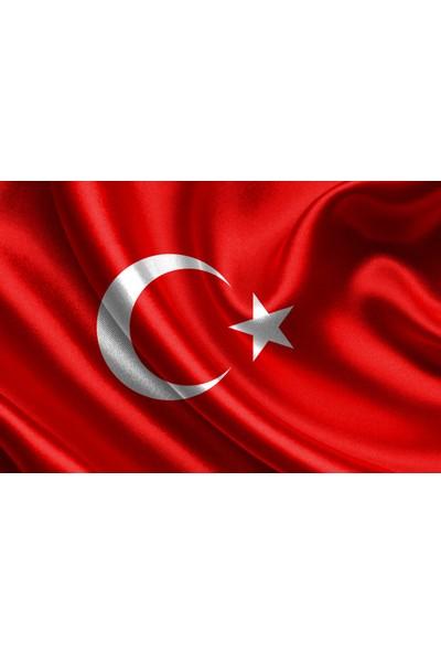 Gönder Bayrak Türk bayrağı - Raşhel Kumaş 100 x 150 cm