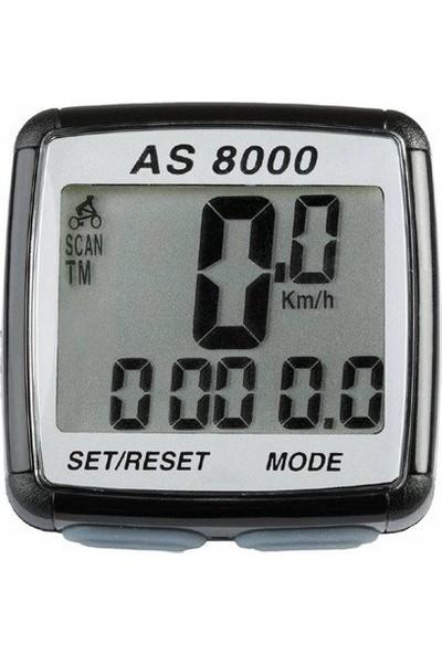 Assize Hasgül Digital Kilometre Saati As8000