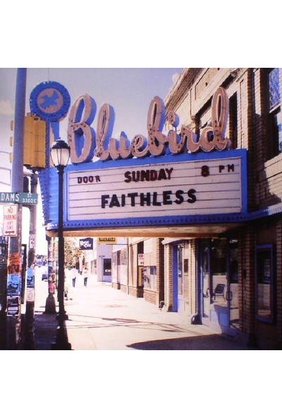 Faithless – Sunday 8Pm (Double Lp) Plak