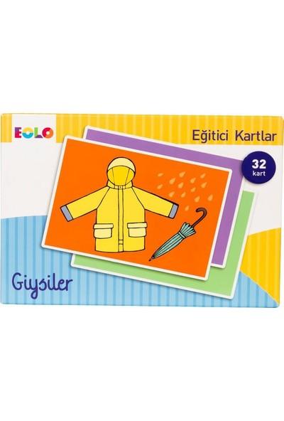 Eğitici Kartlar - Giysiler