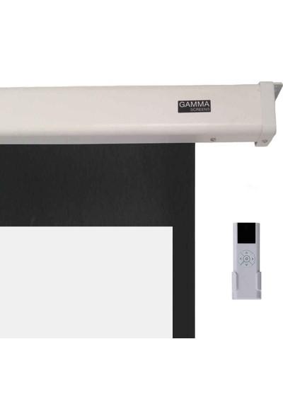 Gamma Screens 240x200 Motorlu Projeksiyon Perdesi