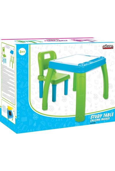 Pilsan Sandalyeli Çalışma Masası