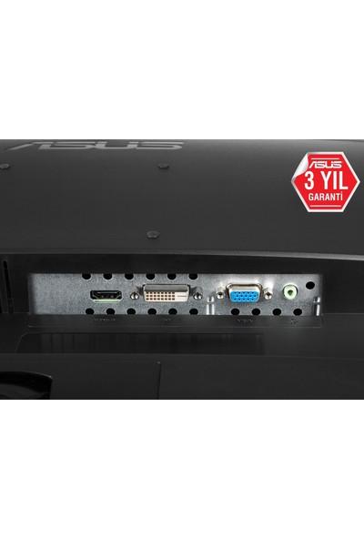 "Asus VP228H 21.5"" 1ms (Analog+DVI-D+HDMI) Full HD Monitör"