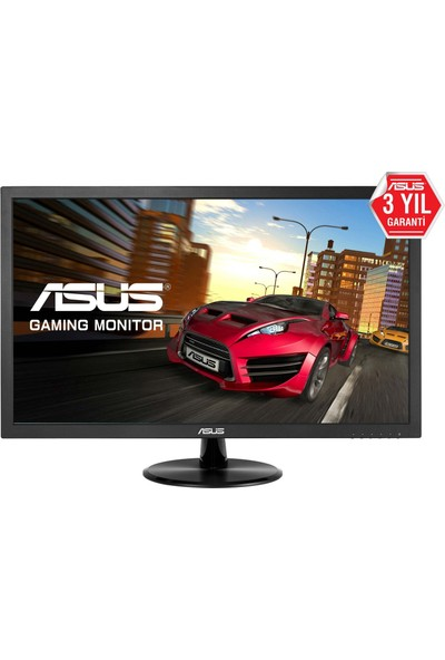 "Asus VP228HE 21.5"" 1ms (Analog+HDMI) Full HD Multimedia Monitör"