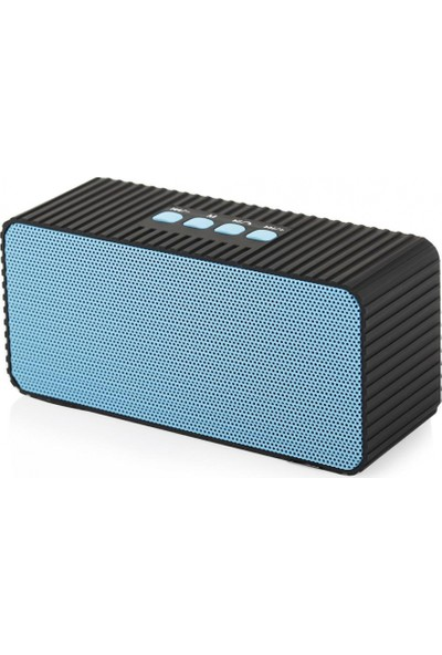 Ge Sound Taşınabilir Bluetooth Speaker Hoparlör Usb Sd Fm Mode