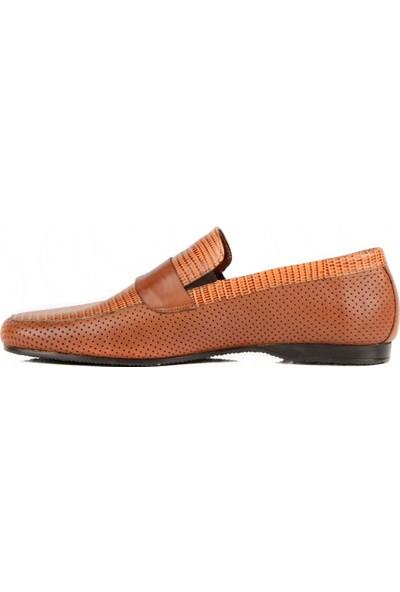 FootCourt Erkek Ayakkabısı Taba 40