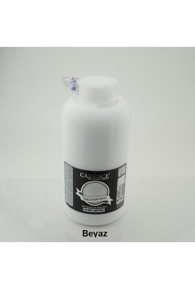 Cadence Beyaz - Hybrid (Hibrit) Multisurface Boya 2 Litre