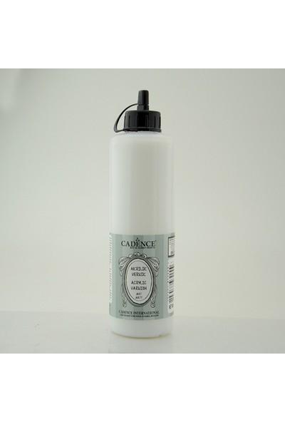 Cadence Su Bazlı Vernik Mat 500 ml
