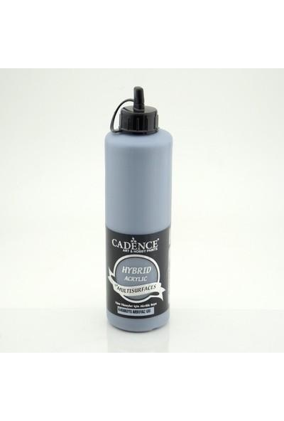 Cadence Koyu Arduvaz Gri - Hybrid (Hibrit) Multisurface Boya 500 ml