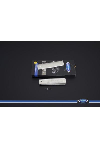 Fiat Doblo I İç Kapı Eşiği 2 Parça. P.Çelik 2000-2009