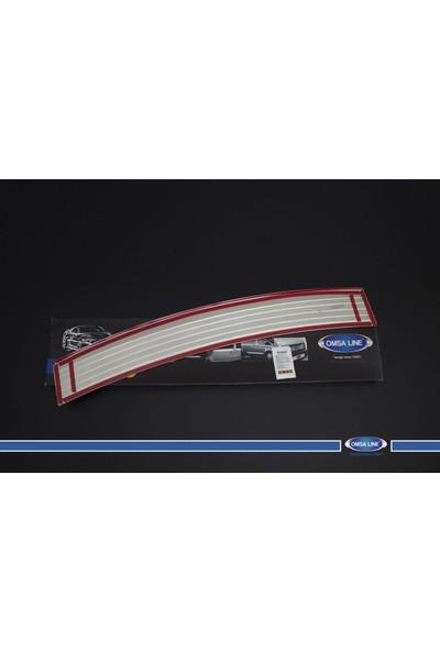 Fiat Freemont -Arka Tampon Eşiği P.Çelik (Taşlı) 2011-