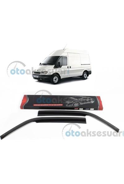 Ford Transit SunPlex Cam Rüzgarlığı 2 Prç. L.Tipi 2002-2010