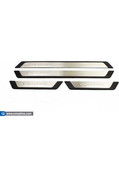 Hyundai ix35 Flexill Line Kapı Eşiği 4 Prç. 2010-2015