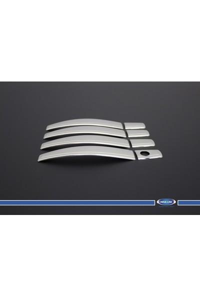 Opel Astra H Deco Kapı Kolu 4 Kapı P.Çelik (Desenli) 2004-2013