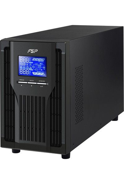 FSP Champ 2K 1800W 2000Va Online UPS Güç Kaynağı