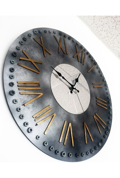 Markakanvas Aynalı Barok Duvar Saati