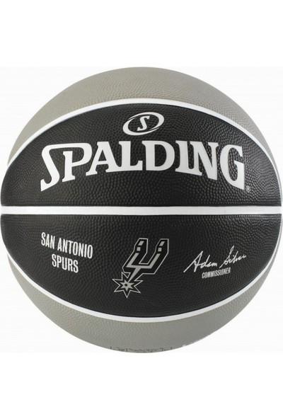 Spalding Basket Topu NBA Team San Antonia Spur N:7 (83-512Z)