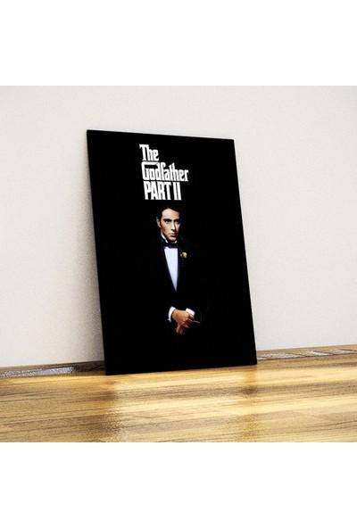 Javvuz Godfather Part Iı - Metal Poster