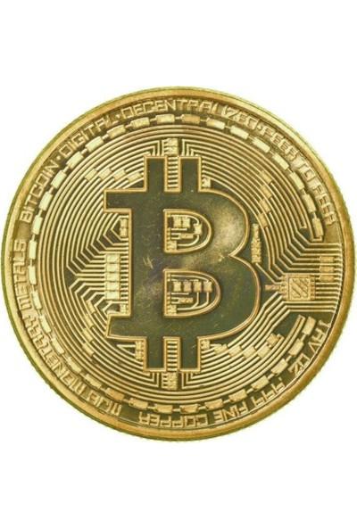 İnfeta Bitcoin Madeni Hatıra Para