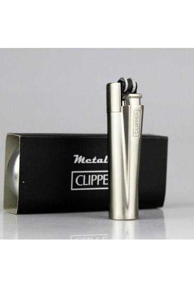 Clipper Metal Çakmak Mini