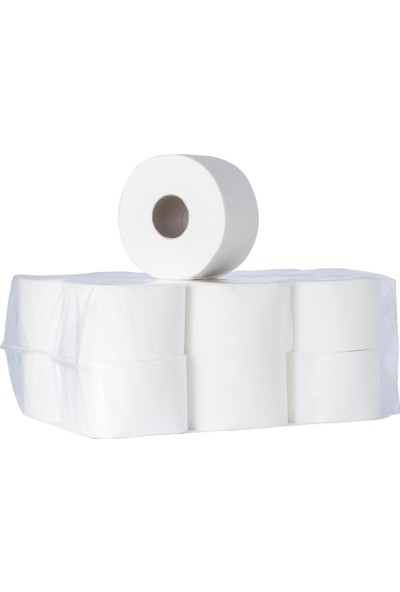 Galvex Jumbo Tuvalet Kağıdı 12 Rulo