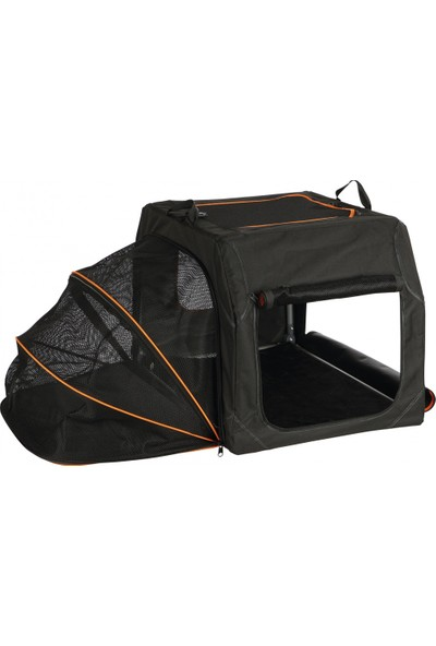 Trixie Köpek Taşıma Kutusu, S-M 68x47x48cm Siyah