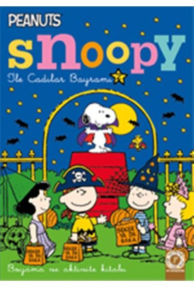 Snoopy İle Cadılar Bayramı 2 Boyama Ve Aktivite Kitabı