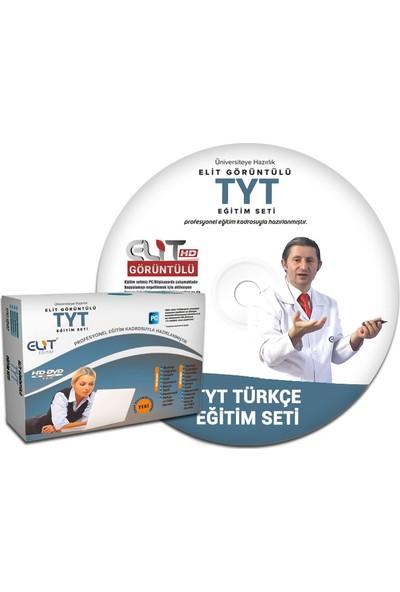 Elit Eğitim Tyt Türkçe Görüntülü Eğitim Seti