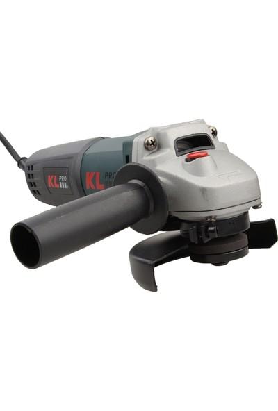 KLPRO KLAT11505 850Watt 115mm Profesyonel Avuç Taşlama