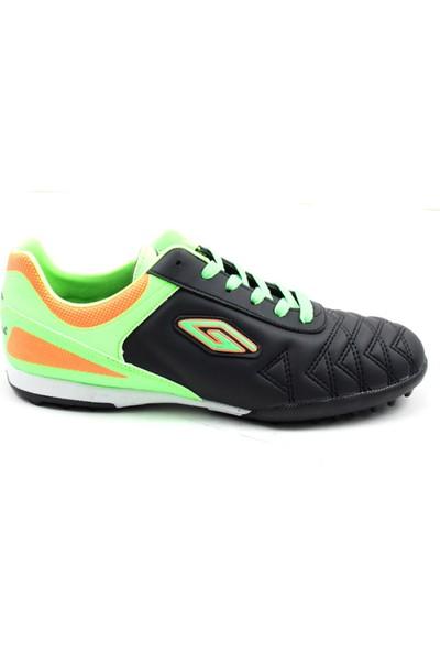 Dugana 1602 Erkek Halı Saha Ayakkabı Yeşil