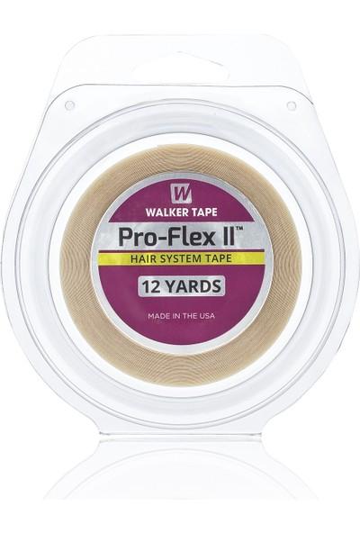 """Walker Tape 3/4"""" X 12 Yds Pro-Flex Iı Roll Protez Saç İçin Alerji Yapmayan Band"""