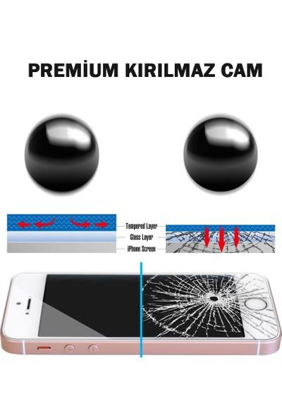 Kapakevi Apple iPhone 5 / 5S 9H Temperli Cam Ekran Koruyucu