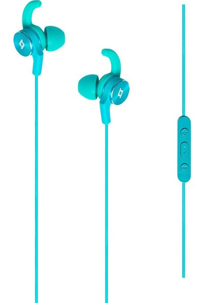 Ttec EchoFit Kumandalı ve Mikrofonlu Kulakiçi Kulaklık
