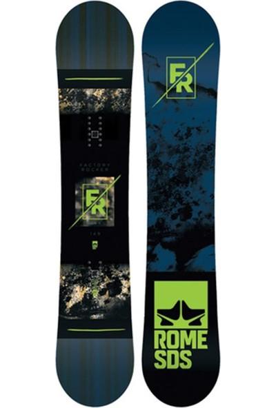 Rome Factory Rocker Snowboard