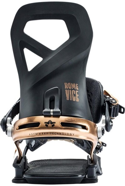 Rome Vice Copper Snowboard Bağlaması