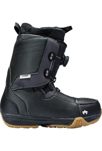 Rome Stomp Snowboard Botu Siyah