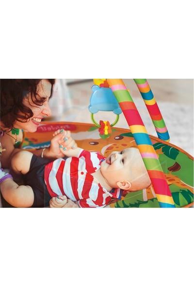 Furkan Babies Sevimli Orman Oyun Halısı