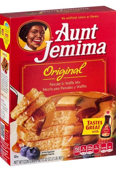 Aunt Jemima Original Pankek ve Waffle Unu 907GR