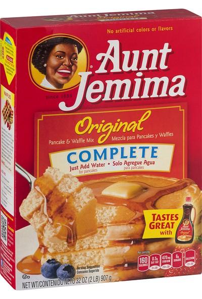 Aunt Jemima Original Complete Pankek ve Waffle Unu 907GR