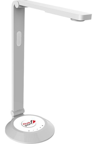 FluxPort Lux Kablosuz Şarj Özellikli Dokunmatik Led Lamba