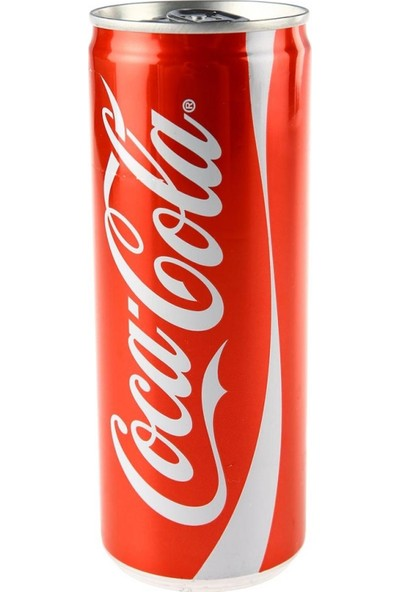 Coca Cola 200 ml Kutu 24 Adet