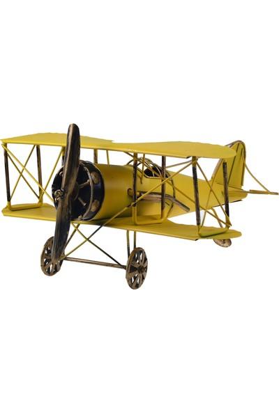 İkizler Büyük Uçak 819 Sarı