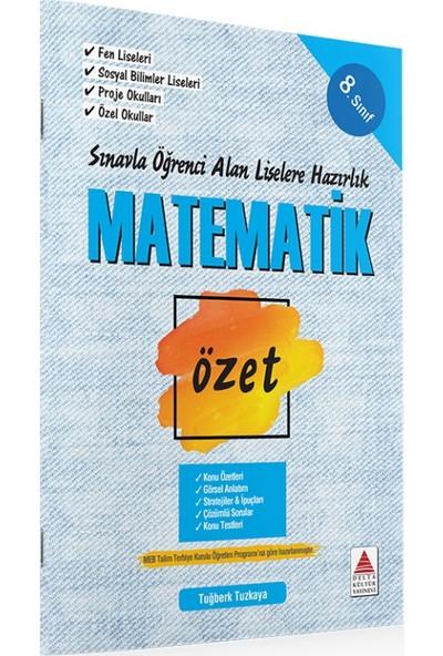 8. Sınıf Matematik Özet Liselere Hazırlık