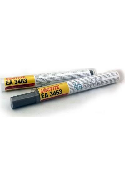 Loctite 3463 İçme Suyu Onaylı Çelik Toz Dolgulu Metal Epoxy Hamur 114 Gr